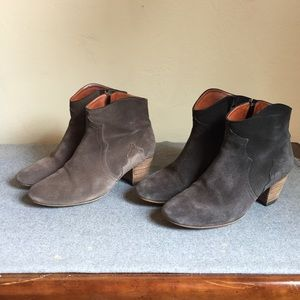 Shoes - Isabel Marant Dicker Boots in TAUPE sz 37